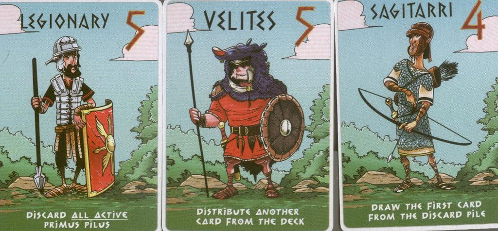 L'ormai mitologica fanteria romana
