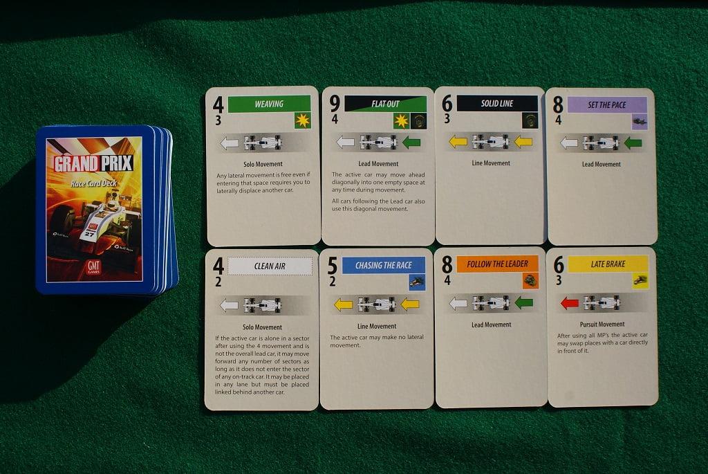 Alcuni tipi di carte azione