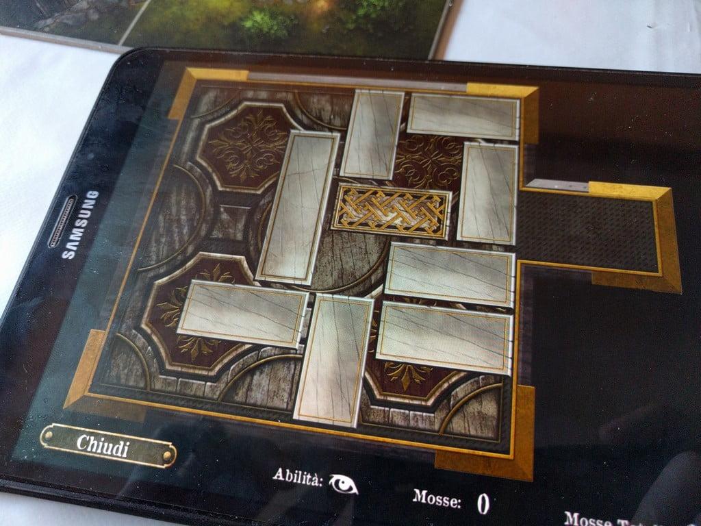 A volte avrete a che fare perfino con dei mini-puzzle... ma non scendiamo in dettagli per non rovinare la sorpresa :)