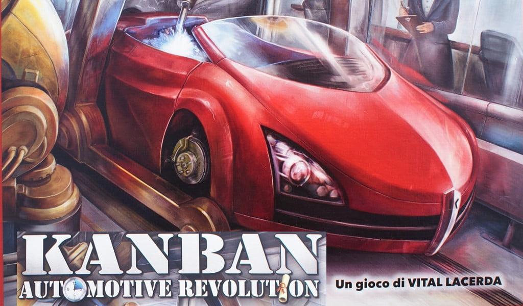 Kanban: Automotive Revolution