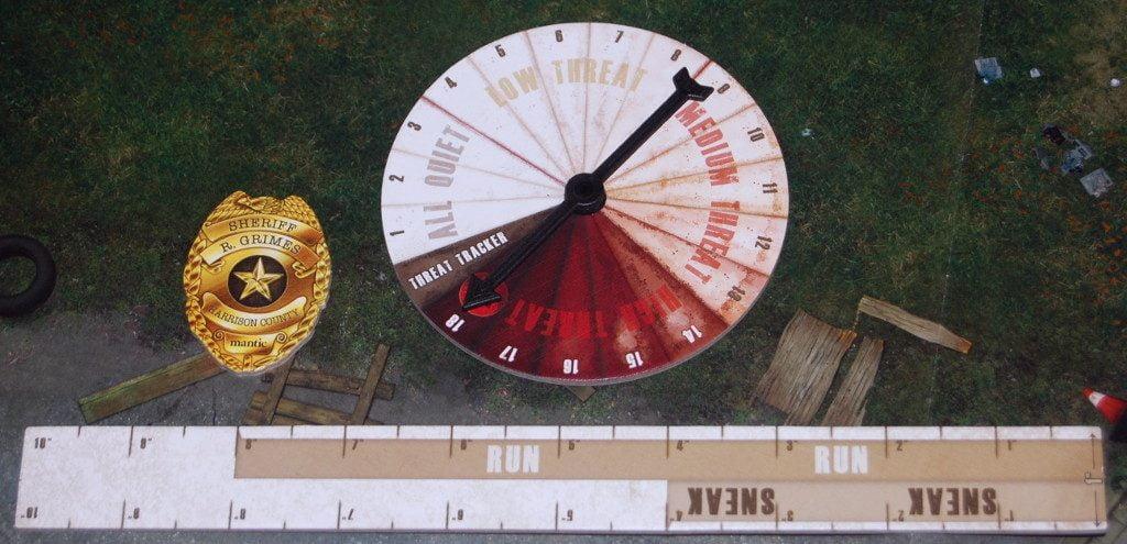 Righello e misuratore livello di tensione