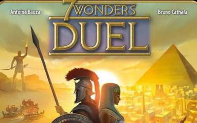 7 Wonders Duel e Pantheon