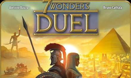 7 Wonders Duel e Pantheon