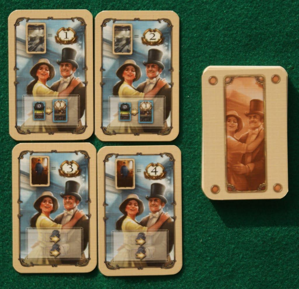 """Le carte """"Obiettivo"""""""