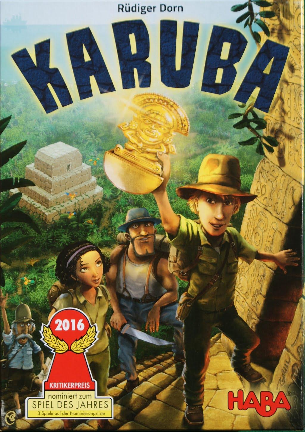La scatola di Karuba