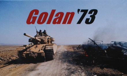 Fast Action Battles: Golan '73