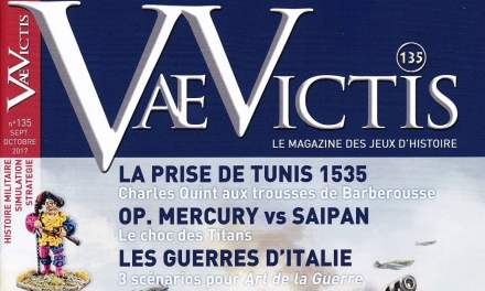 Wargames: VAE VICTIS n° 135