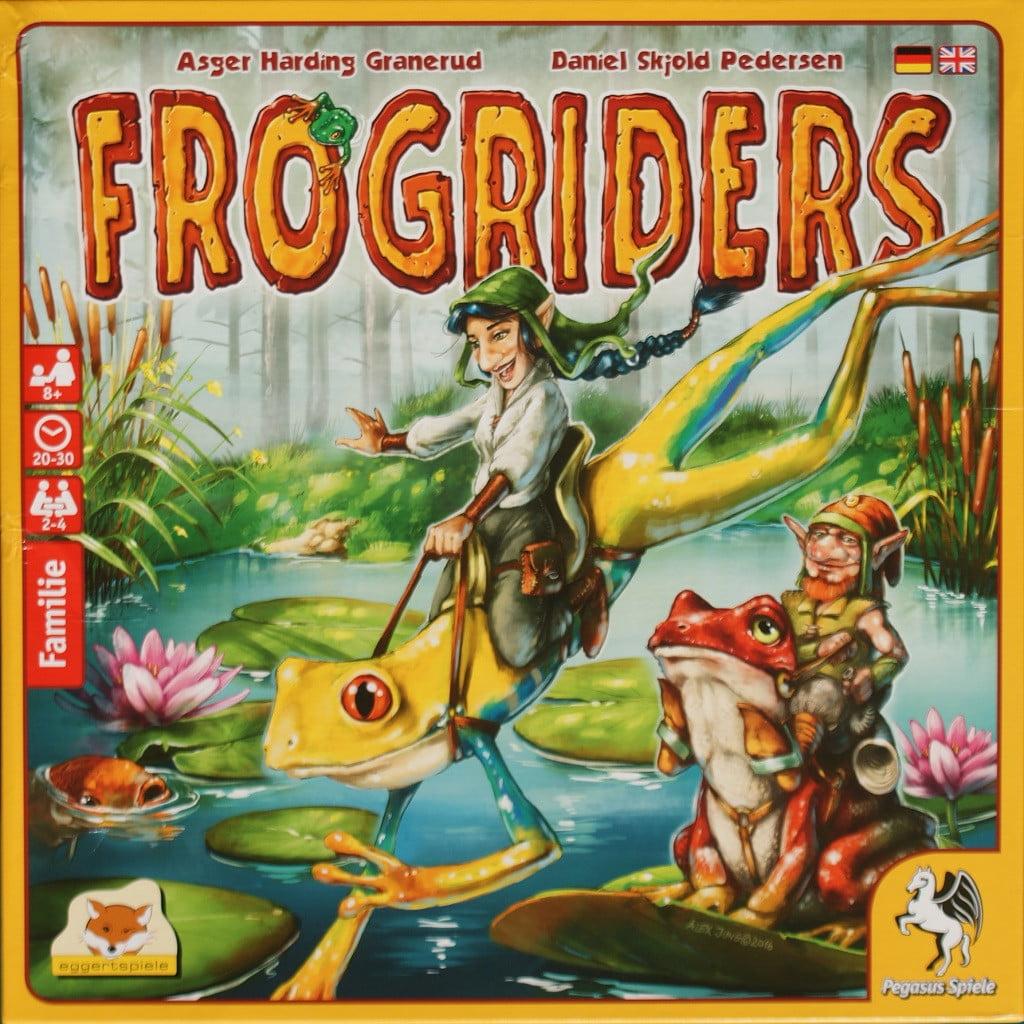 La scatola di Frogriders