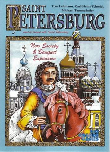 Saint Petersburg New Society