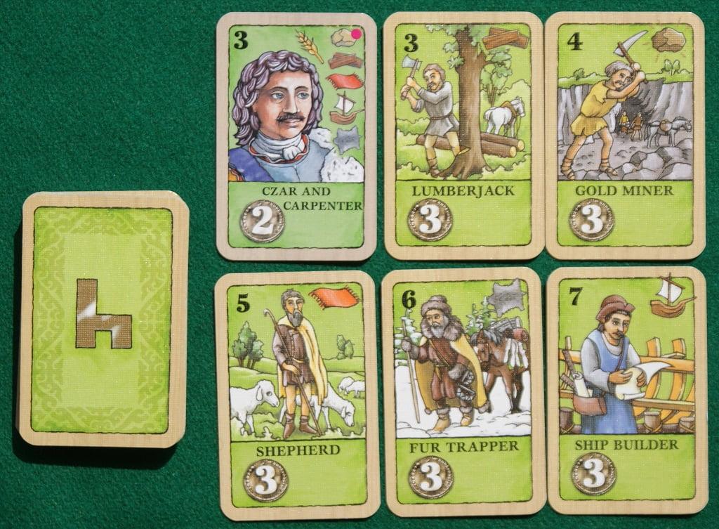 Le carte verdi dei Lavoratori