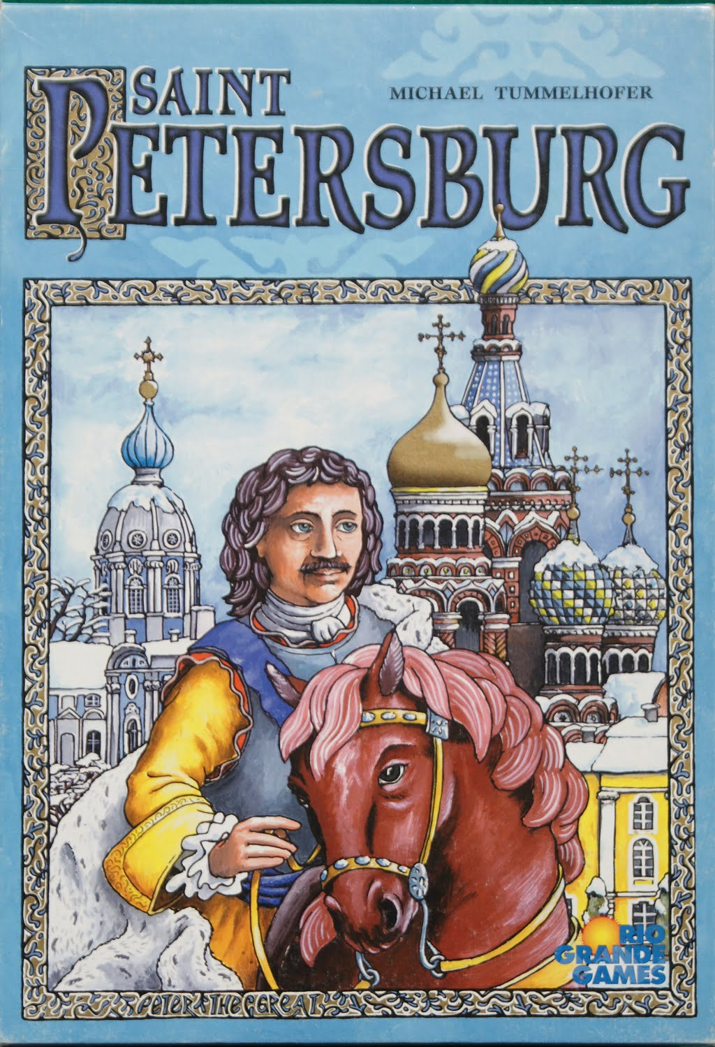 La scatola di Saint Petersburg