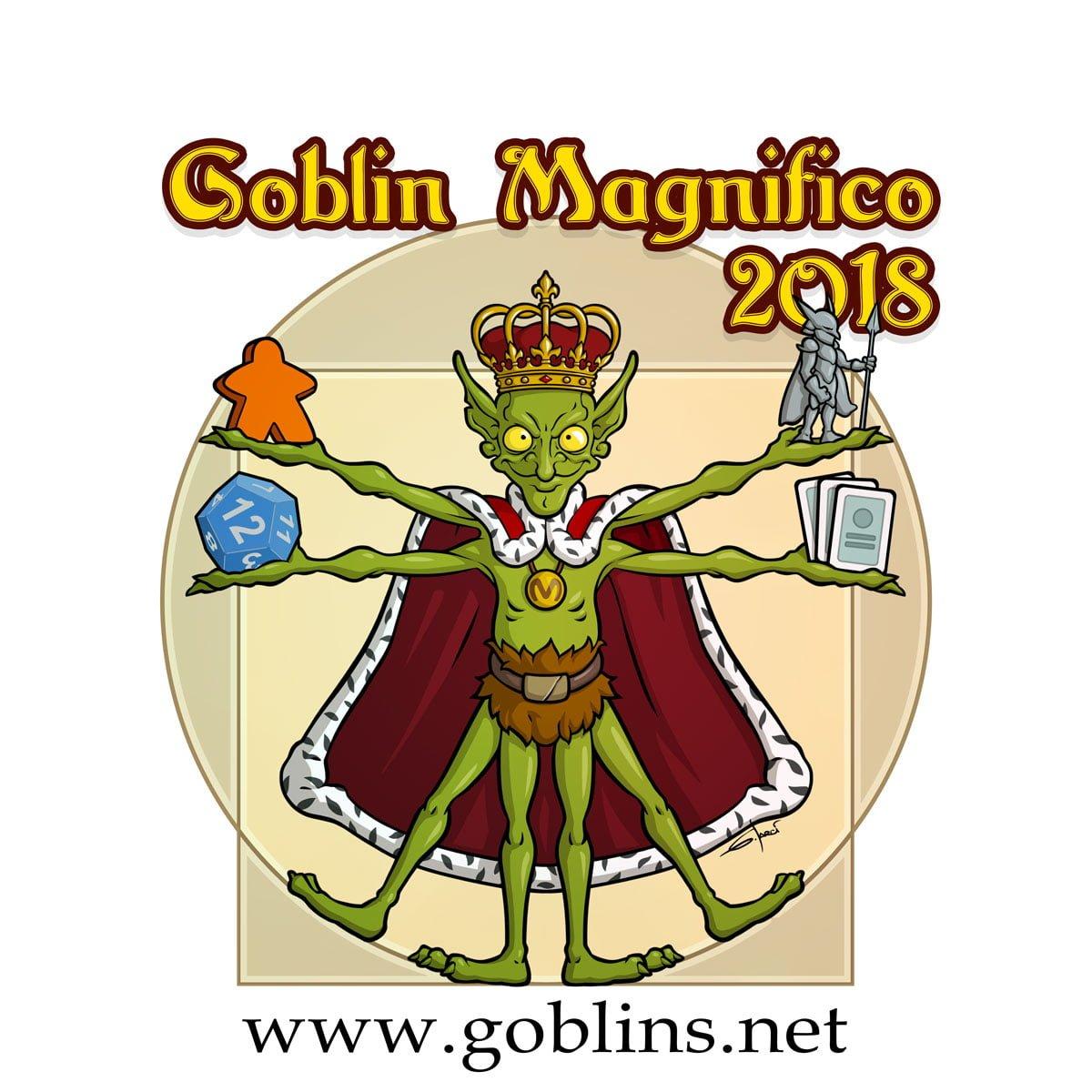 Goblin Magnifico 2018: I FINALISTI