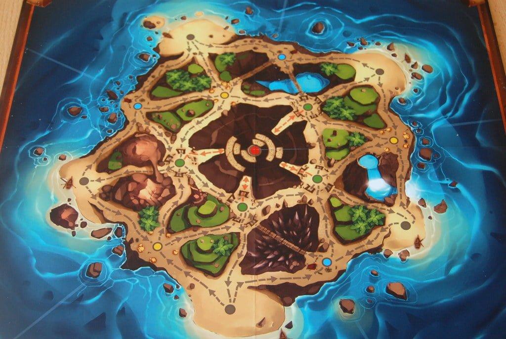 LA mappa del gioco avanzato
