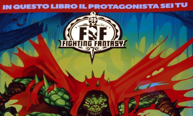 Fighting Fantasy: collana Libri Game