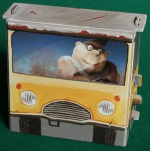 Il furgone degli scassinatori