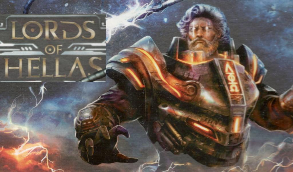 Lords of Hellas – Asmodee Italia