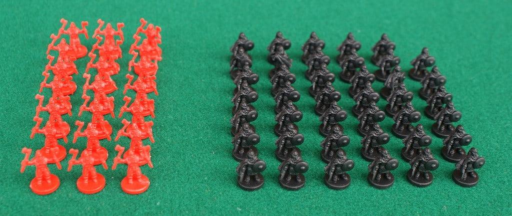 Le unità vichinghe