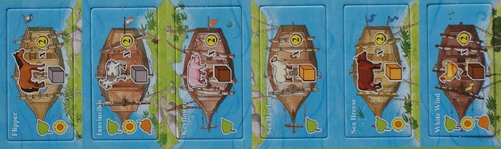 Le barche da trasporto
