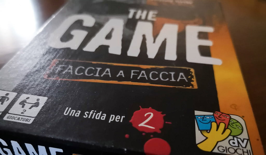 The Game: faccia a faccia