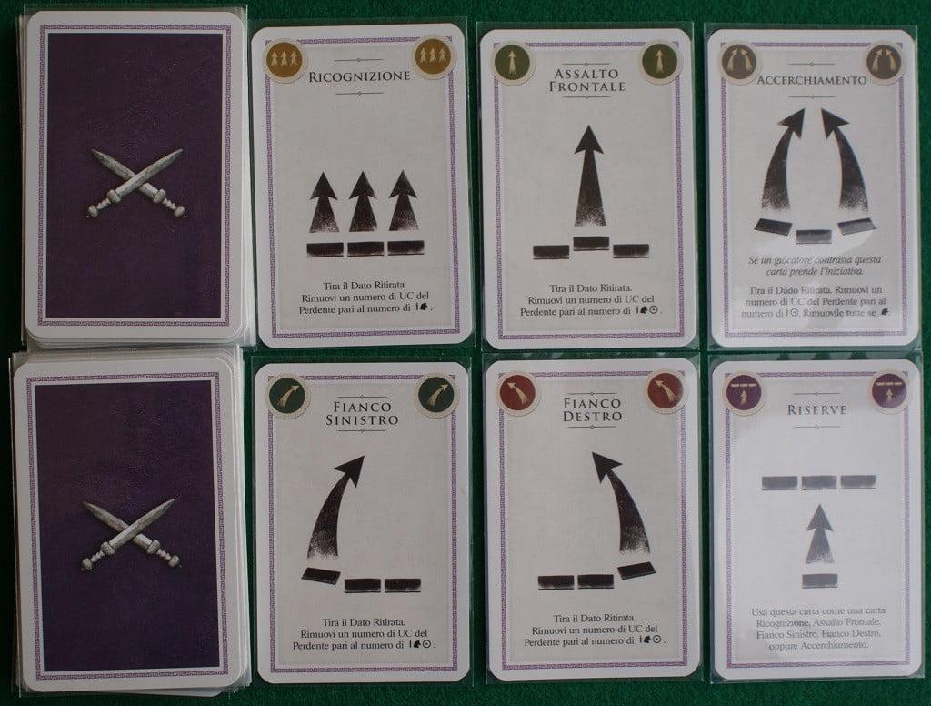 "Le carte ""Battaglia"""