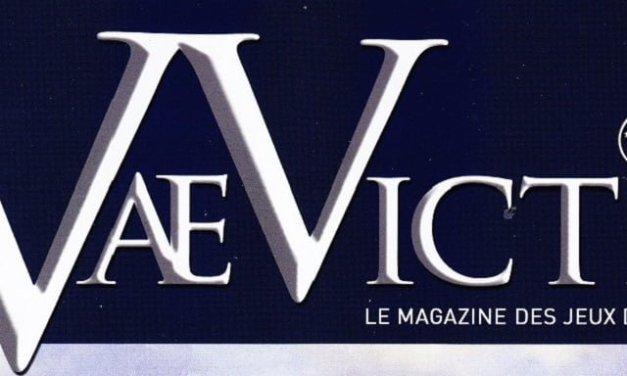 Wargames: VAE VICTIS n° 142