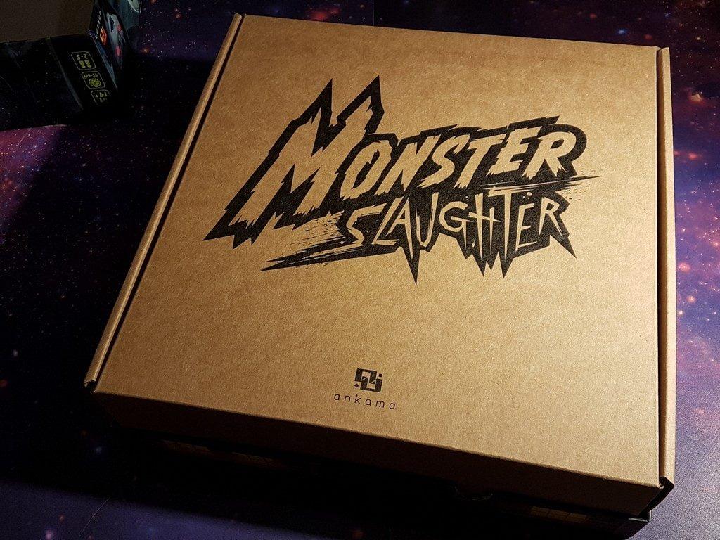 La scatola vera e propria è all'interno...