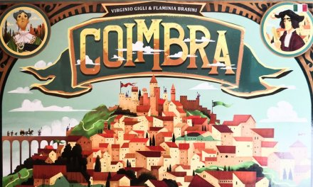 Coimbra – gioco da tavolo