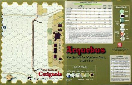 la battaglia di Cerignola