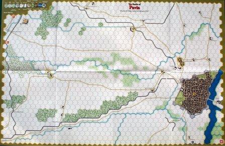 la battaglia di Pavia
