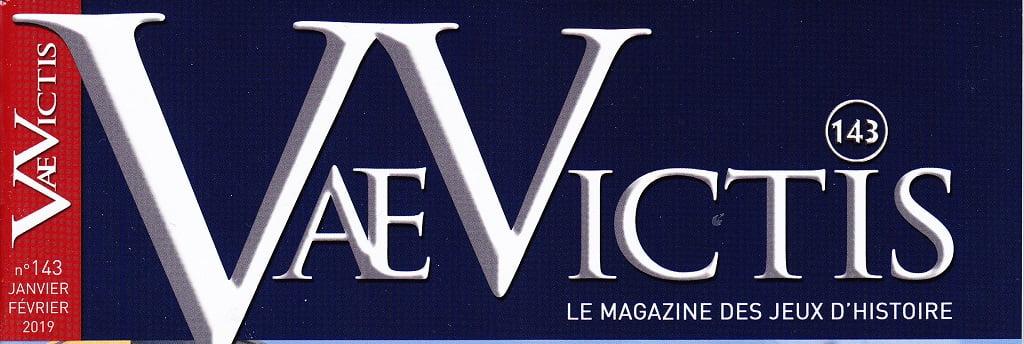 BigCream: VAE VICTIS n° 143