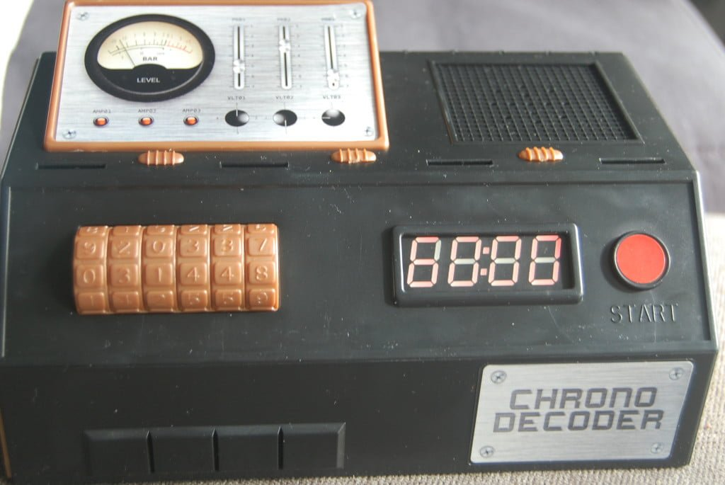 Chrono Decoder