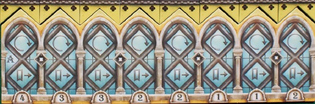 """Il lato """"A"""" del palazzo"""