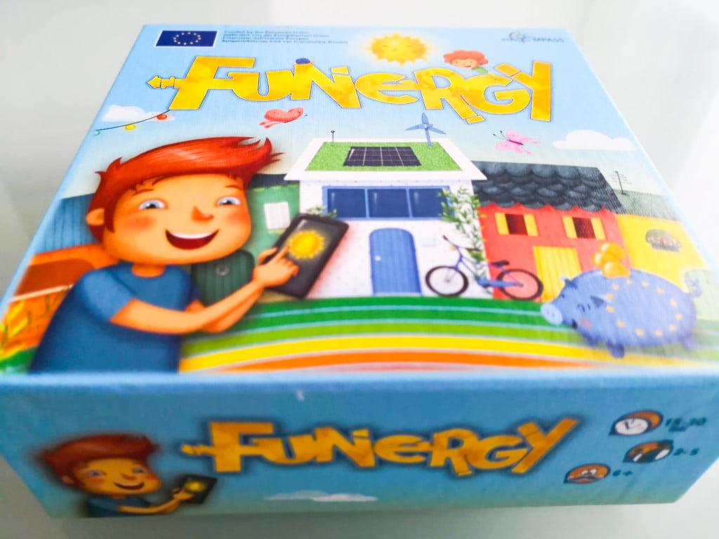 La scatola di Funergy