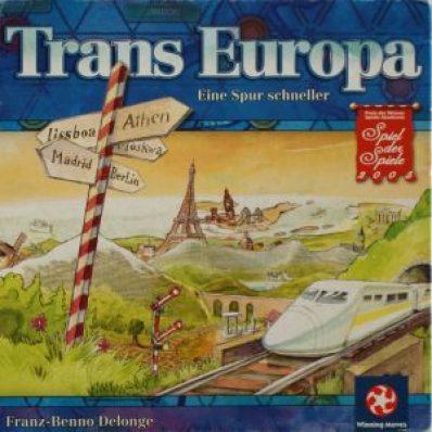 La vecchia scatola di Trans Europa