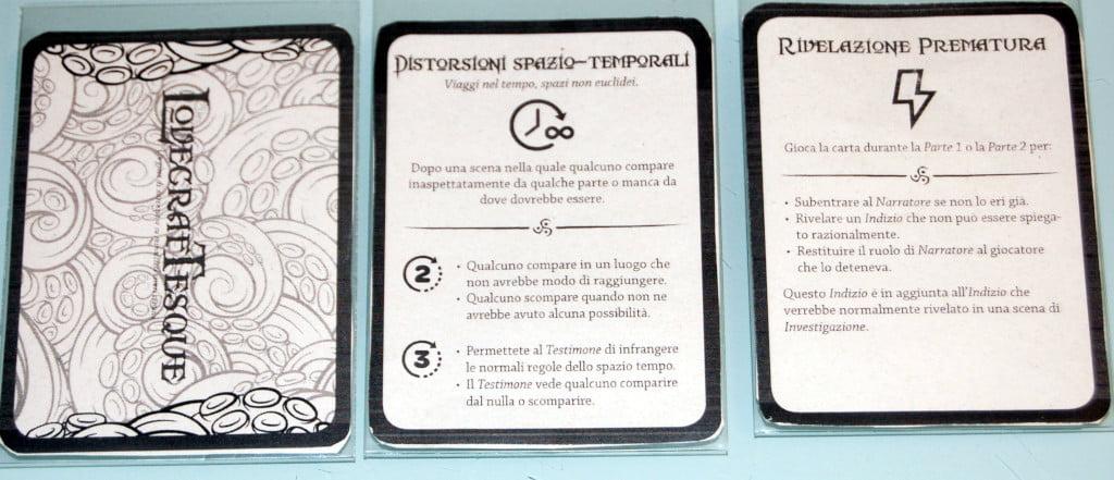 Carte Traccia.