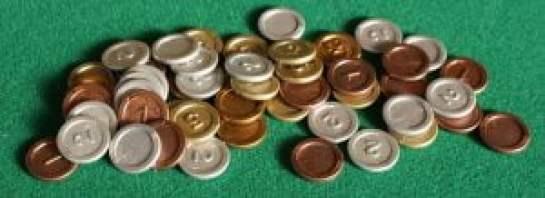 Le monete della vecchia edizione