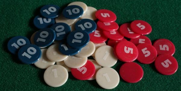 Le monete del gioco