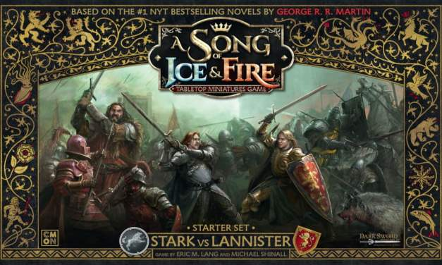 A Song of Ice and Fire Il Gioco di Miniature