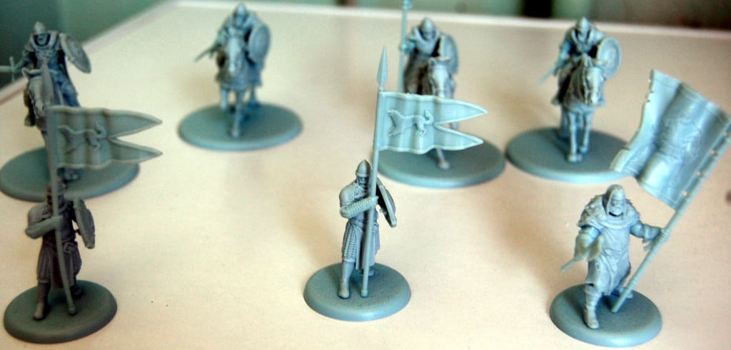 A Song of Ice And Fire Gioco Miniature Asmodee Rece