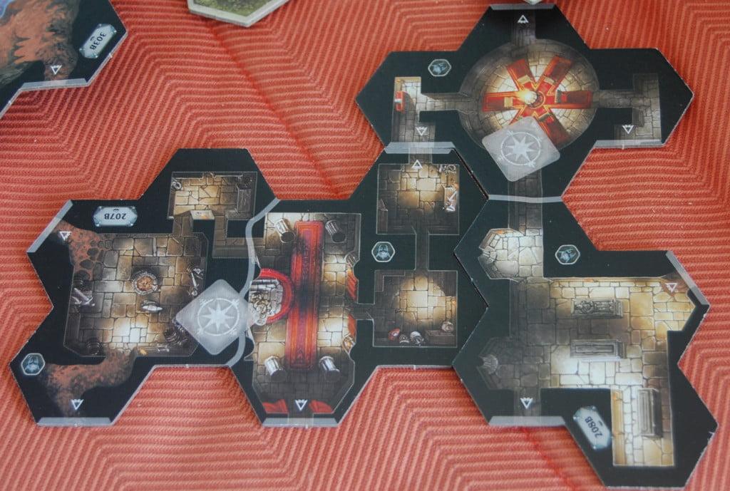2 pezzi dungeon crawler
