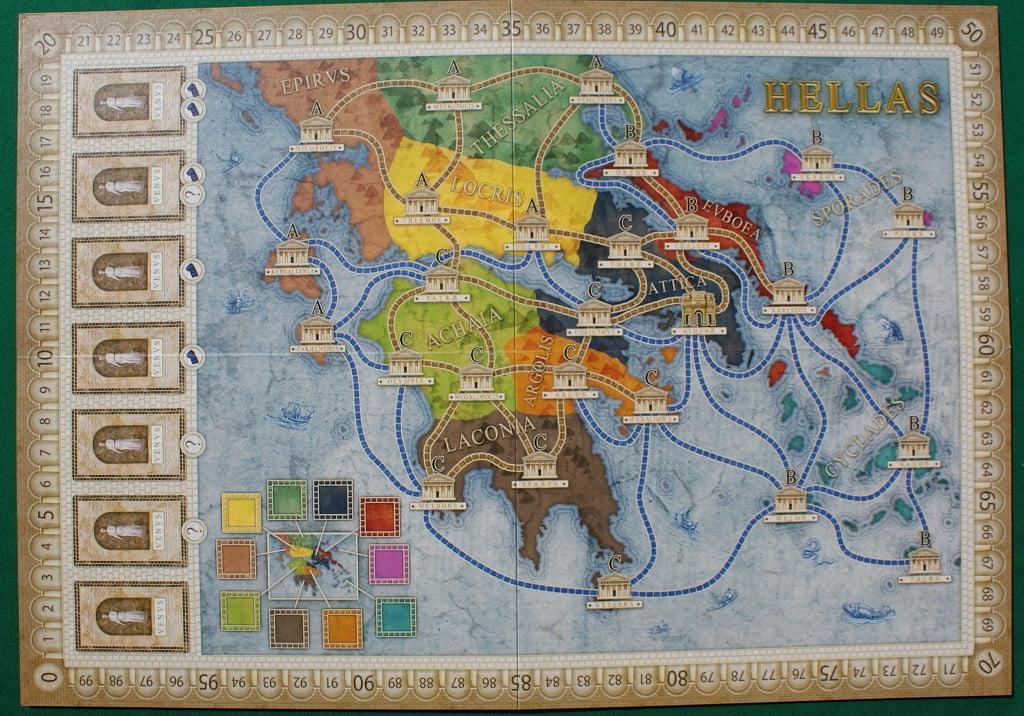 "Mappa ""Hellas"""