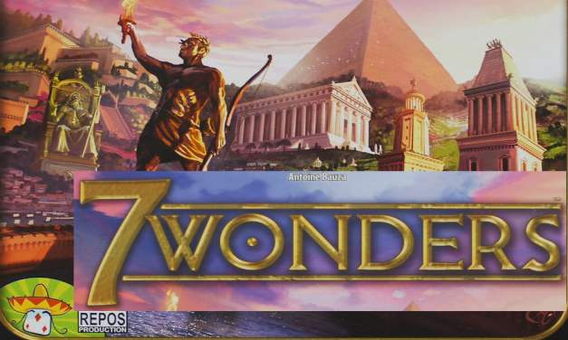 7 Wonders + Espansioni