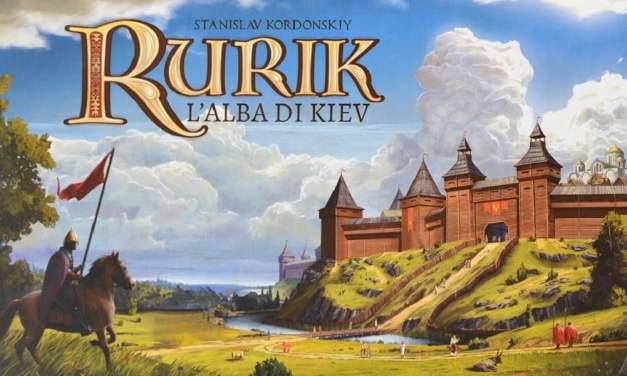 Rurik: l'Alba di Kiev