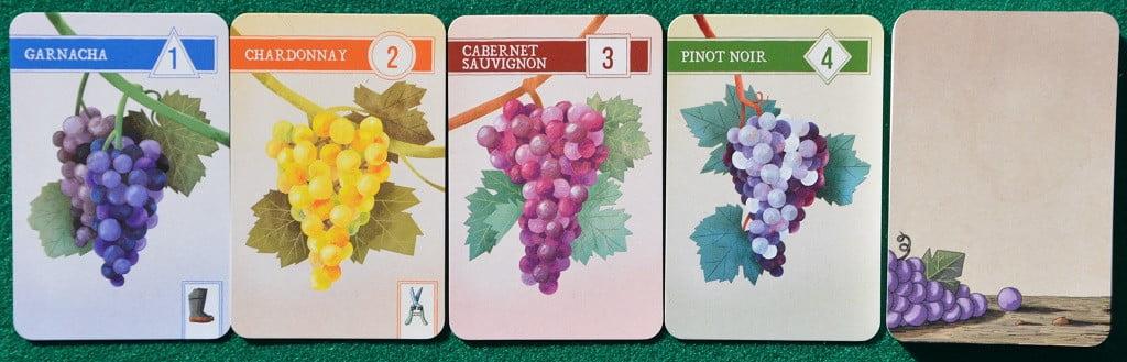 """Le carte """"uva"""""""