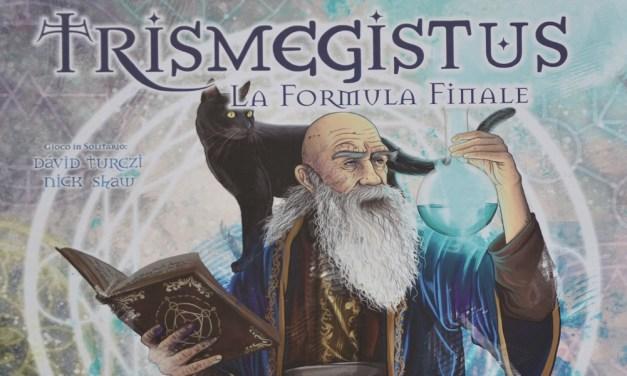 Trismegistus: La Formula Finale