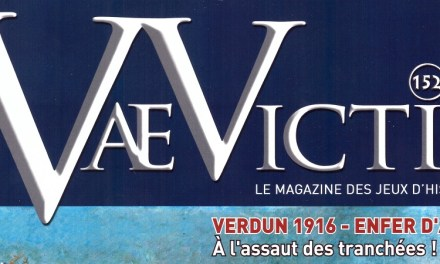 Wargames: VAE VICTIS n° 152