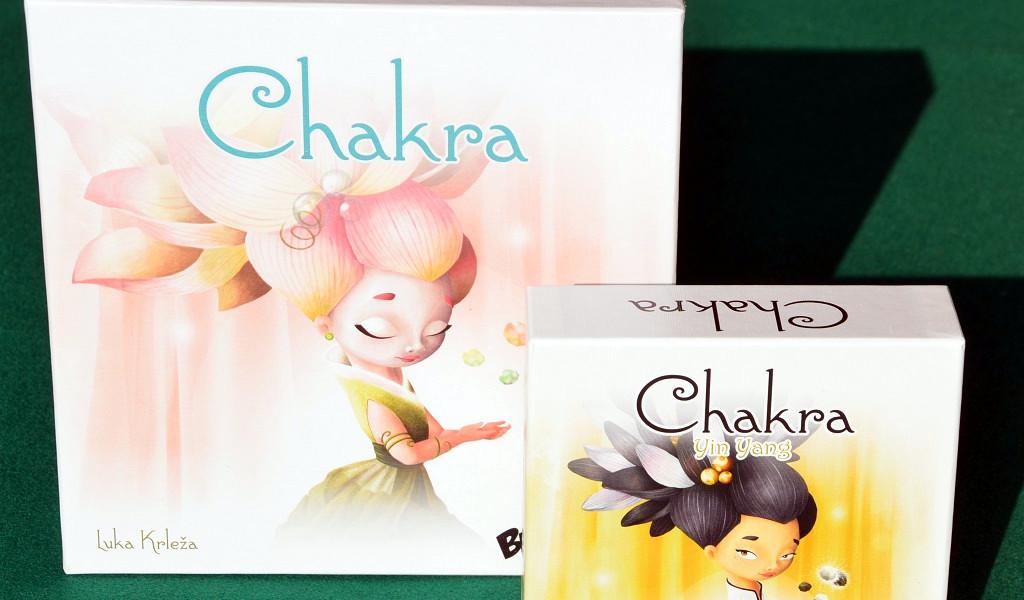Chakra + Espansione Yin Yang
