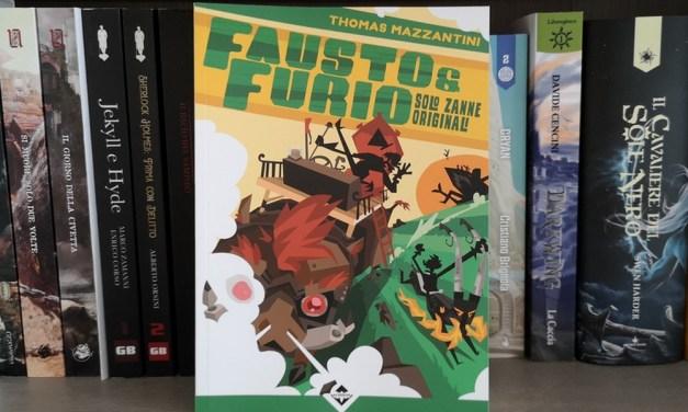 Fausto e Furio, Solo Zanne Originali LIBROGAME