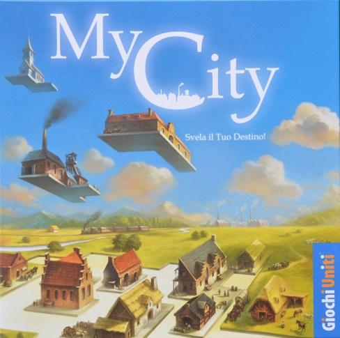 La scatola di My City.