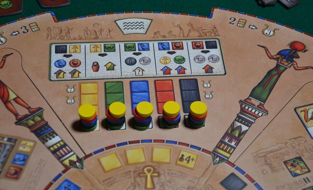 Il Settore del Nilo.